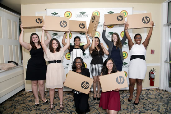 2014 ITWomen scholarship winners
